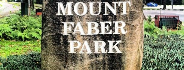 Mount Faber Park is one of Tempat yang Disimpan Maynard.