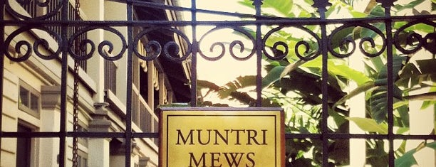Muntri Mews is one of Penang state of good food.
