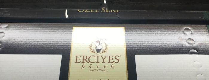 Erciyes Cafe & Bistro is one of Enkara.