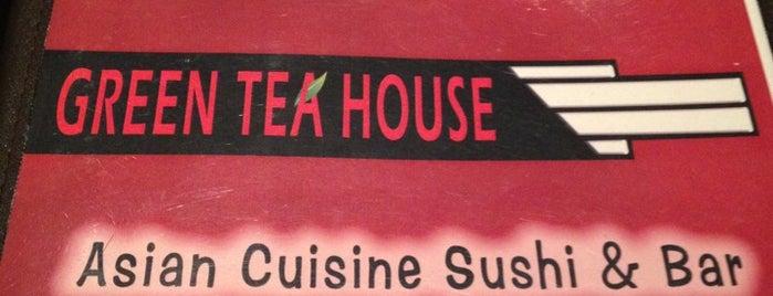 Green Tea House is one of Lugares favoritos de Zach.