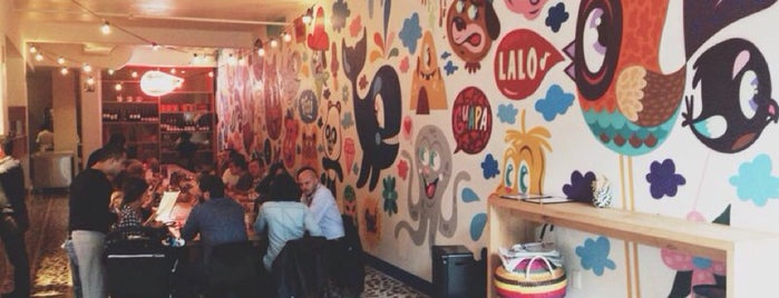 Lalo! is one of CDMX - Mexico City Food and Site Seeing.