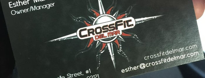 CrossFit Del Mar is one of Crossfit All Over the World.