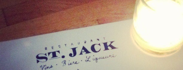 Restaurant St Jack is one of Portland Eater 38.