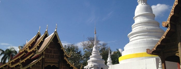 Wat Phra Singh Waramahavihan is one of Thailand.