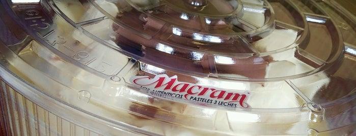 Macram is one of Lugares favoritos de Kri.