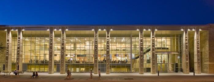 MU Student Center is one of สถานที่ที่บันทึกไว้ของ Orkide.