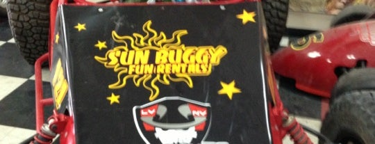 Sun Buggy Fun Rentals is one of USA Las Vegas.
