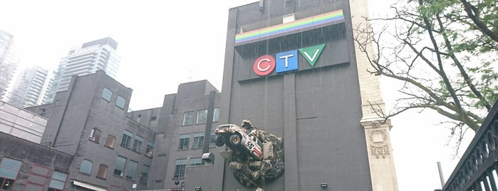 CTV is one of Toronto, Canada.