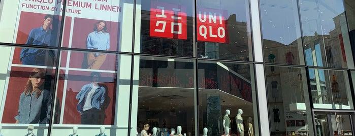 UNIQLO ユニクロ is one of Orte, die Elien gefallen.