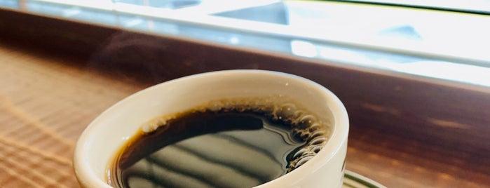 Whitebird coffee stand is one of 【県外】行きたい.