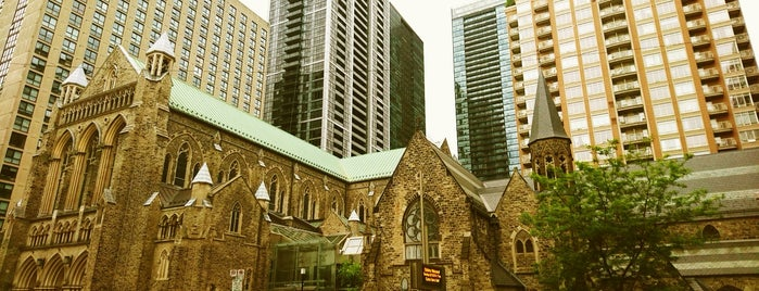 St Paul's Bloor is one of Canada.