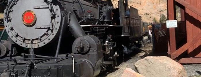 Georgetown Loop Railroad is one of Colorado (CO).
