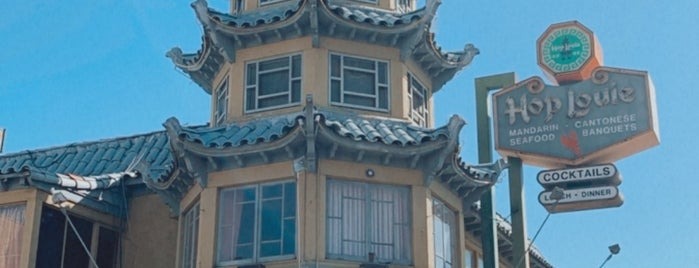Chinatown is one of LA To Do.