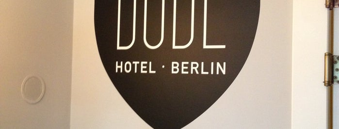 The Dude is one of Recommended Hotels & Hostels in Berlin.