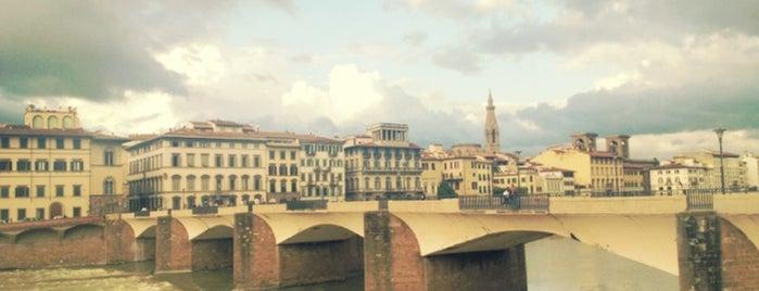Ponte alle Grazie is one of Posti che sono piaciuti a Kawika.