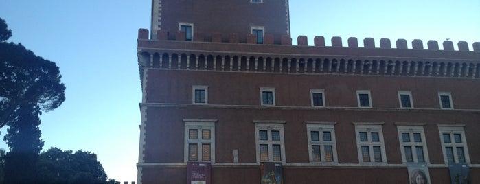 Museo di Palazzo Venezia is one of Lieux qui ont plu à Oleksandr.