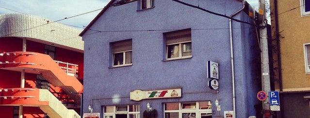 Holzofenpizza Pietro is one of Nürnberg, Deutschland (Nuremberg, Germany).