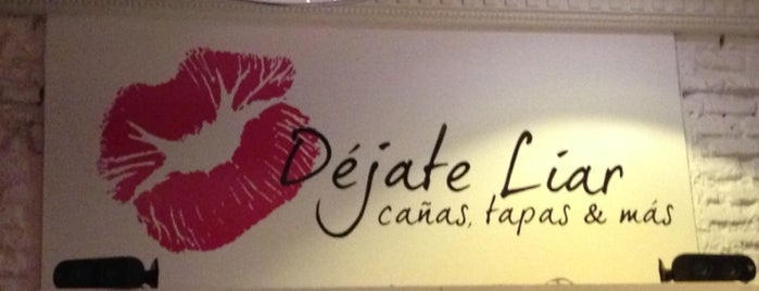 Déjate Liar is one of Lugares favoritos de Ro.