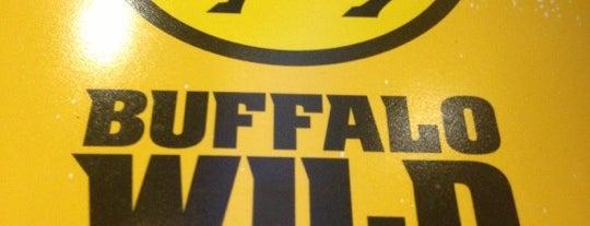 Buffalo Wild Wings is one of Ann'ın Beğendiği Mekanlar.