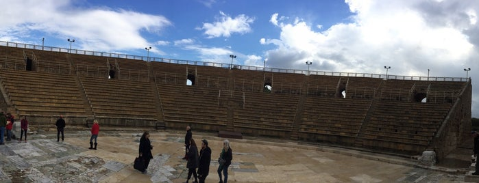 Caesarea Movie Theatre is one of Israel guide.