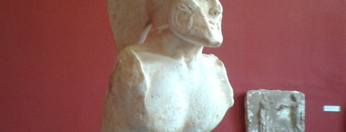 Αρχαιολογικό Μουσείο Σπάρτης is one of Grécia.