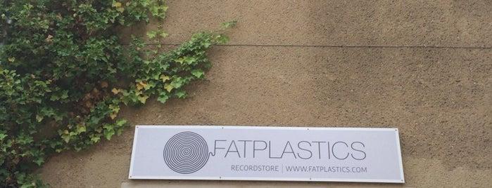 Fatplastics Recordstore is one of Jena.