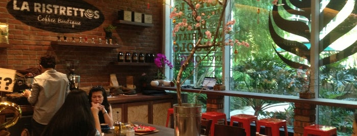 La Ristrettos is one of Singapore Things To Do!!.