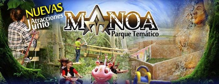Manoa Parque is one of Laura'nın Beğendiği Mekanlar.