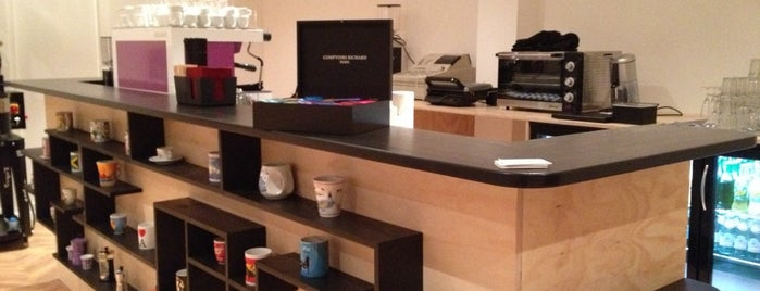 La Boutique del Caffè Torrefazione is one of coffee & concepts #sop020.