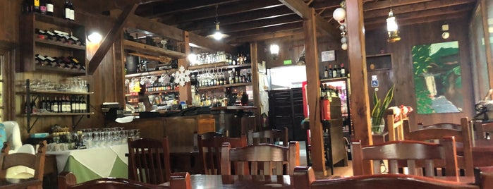 Restaurante Ribeiro Frio is one of madeira.