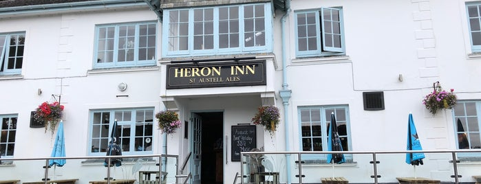Heron Inn is one of Locais curtidos por Claudia.