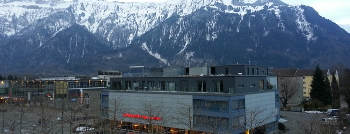 Jugendherberge Interlaken is one of Responsible (inspiring) Travel.