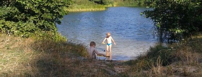 голубые озера is one of Рiвненський вiдпочинок.
