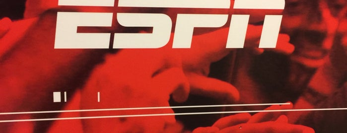 ESPN is one of Tempat yang Disukai Danyel.