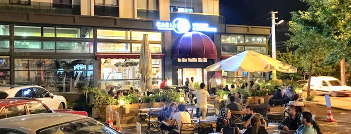 Casia Lounge & Patisserie is one of Gittiğim Yerler2.