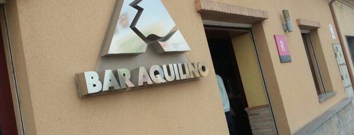 Bar Aquilino is one of Mar Menor.