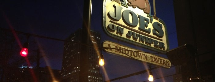 Joe's on Juniper is one of Top picks for Gay Bars.