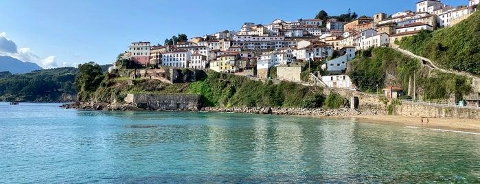 Lastres is one of Asturias.