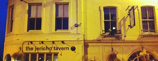 Jericho Tavern is one of Radiohead's Oxford.