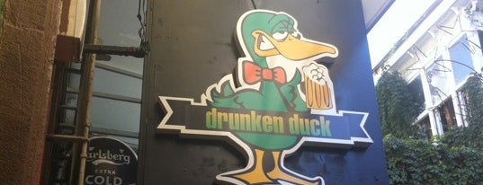 Drunken Duck is one of Favori Yerler.