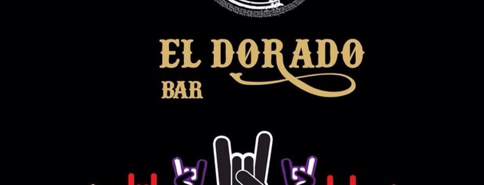 El Dorado is one of İzm.