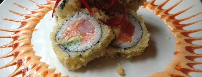 Haiku Sushi and Lounge is one of RVA Restaurant Bucket List.