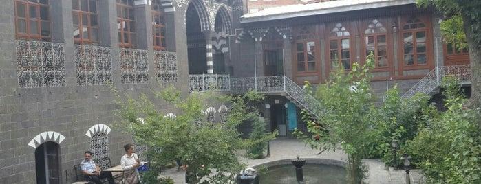 Diyarbakır Cahit Sıtkı Tarancı Müzesi is one of Diyarbakır: Gezilecek yerler.