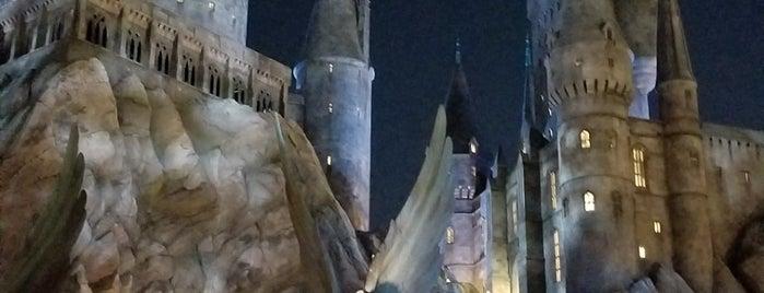 Harry Potter and the Forbidden Journey is one of Mark'ın Beğendiği Mekanlar.