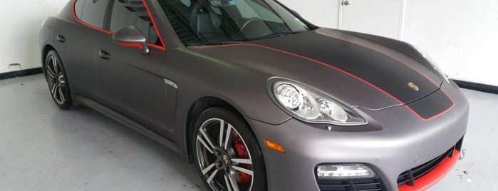 Premier Autosports Plano is one of Places Jon Must Go.