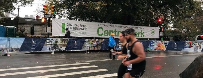 Tcs New York City Marathon 2017 - Manhattan is one of Lugares favoritos de Karen.