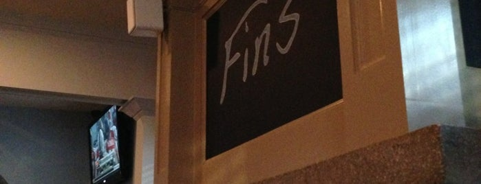 Fins is one of My favorite restaurants and meals.