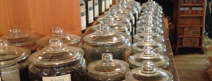 McNulty's Tea & Coffee Co is one of NYC.