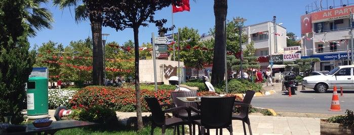 Urit Meydan Kafeterya is one of Özgül'un Beğendiği Mekanlar.