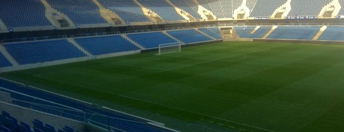 Stade Océane is one of Orte, die Allison gefallen.